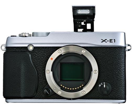 富士 X-E1 (X-pro1低價版)