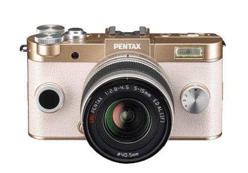 Pentax Q-S1 фото